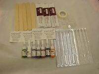 STICK HAND POKE TATTOO KIT NEEDLES INK ETC NO TATTOO MACHINE.DIY PRISON STYLE..