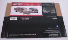 Greenlight 1988 Pontiac Firebird T/A GTA 1/18 Box Replacement