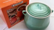 Le Creuset Bean Pot-Green-Rosemary