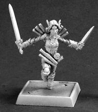MERISIEL ELF ICONIC v2 - PATHFINDER REAPER figurine miniature rpg jdr 60095