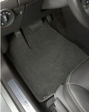 Lloyd LUXE Carpet Floor Mats- 4pc Set - Choose from 11 Colors