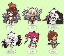 Nendoroid Plus Kantai Collection -KanColle- Competed 6 Straps 5th Fleet