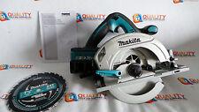 "New Makita XSH01 18V/36 LXT Li-Ion Cordless 7-1/4"" Circular Saw & Two BL1840"