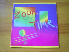 ZOUK TIME Tousel LP LISO MUSIC 1989