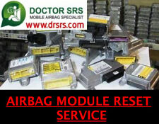 DR SRS 2000-2018 Fiat AIRBAG Control Module 24HR RESET SERVICE