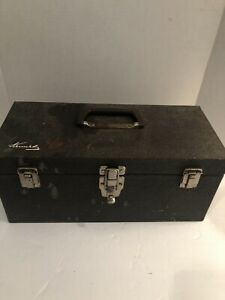 Tool Box Vintage Kennedy CS 16 Tool Box With Cantilever Tray Kennedy Kits