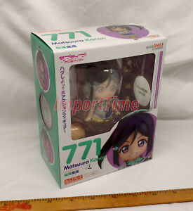 Nendoroid 771 Matsuura Kanan Love Live! Sunshine!! New - Authentic - US Seller