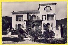 cpsm 83 - CAVALIÈRE en 1954 (Var) Maison Familiale Villa CENTRE E.S.I. L'ARAGAIL