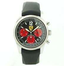 Girard Perregaux Ferrari #4956 F2002 Chrono Rubber Sport Automatic Men's Watch