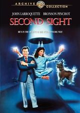 SECOND SIGHT (1989 John Larroquette) -  Region Free DVD - Sealed