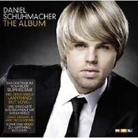 "DANIEL SCHUHMACHER ""THE ALBUM"" CD NEU"