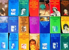 Bücherpaket - 20 x Suhrkamp Taschenbücher  - Regenbogen-Cover - edition SV