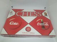 Coca Cola Collector's Edition Chess NIB