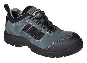 Portwest FC64 Compositelite Safety Work Shoes Composite Toe Cap Sizes 6 - 12