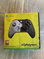 Microsoft Cyberpunk 2077 Limited Edition Mando para Xbox One - Negro/Plata