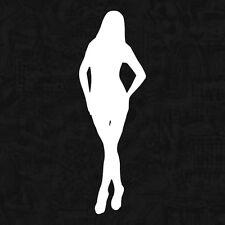 Milf Deluxe (Var.3) Sexy Porn Shocker nude pinup Sticker Auto Aufkleber JDM 20cm