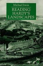 Reading Hardy's Landscapes-ExLibrary