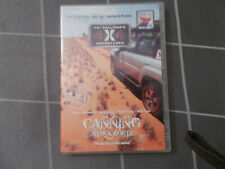 Canning Stock Route 4x4 Adventures Pat Callinan   region 4 DVD