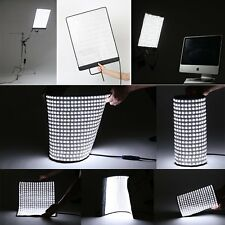 Meking Ge-34L 5600K Flex Daylight Led Light Panel Kit For Studio Photography