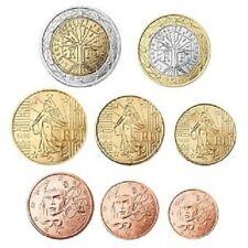 Frankrijk UNC set 2001 - 1 cent t/m 2 euro - coffret kms France Frankreich