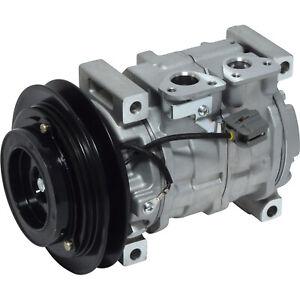Compresor De Aire Acondicionado Para Hino 145 165 185 4.7L 05-10 338CT 358 08-10