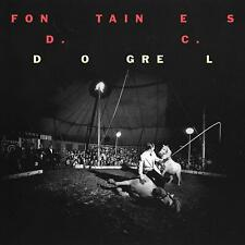 FONTAINES D.C. - DOGREL   CD NEUF