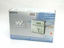 Boxed Sony Walkman MZ-N505 Portable Minidisc Recorder