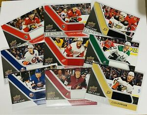 2020-21 UD SERIES ONE UD GAME JERSEY CARDS YOU PICK TO COMPLETE