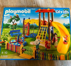 Playmobil City Life 5568 Großer Kinderspielplatz in OVP / Neuwertig