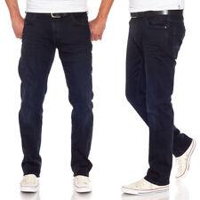 M.O.D Herren Jeans Thomas Comfort Numado Blue gerades Bein Black Blue Denim