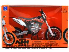 Motos miniatures 1:10 Ducati
