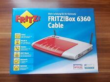 Fritz Box 6360