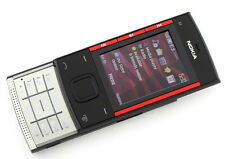 Unlocked Original Nokia X3 Black-Red 2.2 inches GSM  Cellular Phone