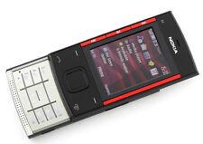 Unlocked Original Nokia X3 Black-Red 2.2 inches GSM  Cellular Phone