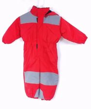 Sportscaster Insulated One Piece Snow Suit for Kids, size Toddler 3 WINDPROOF