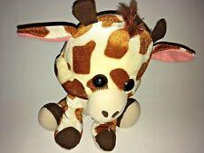 Classic Toy Co Brown And White Giraffe 9' Plush Stuffed Animal