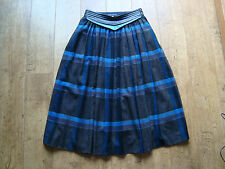 Vintage Escada Pleated Skirt sz 38 10 Uk