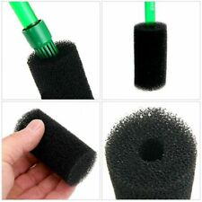 Inlet Filter Cotton Cover Aquarium Filtration System Avoid Small Fish Shrimp
