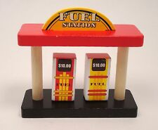KidKraft 17935 Metropolis Train Table Replacement Parts Gas Station Wood Toy