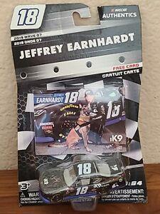 2019 Wave 7 Jeffrey Earnhardt iK9 Supra 1/64 NASCAR Authentics Diecast