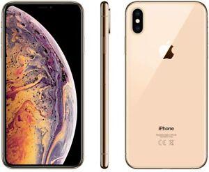 APPLE iPhone Xs Max 64GB Dorado Km0 Garantía !Envíos rápido desde España 24H!