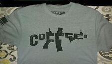 Men's Black Rifle Coffee AR-15 Tee Small!!