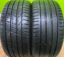 2 x 255 35 19 92W + 96Y Pirelli PZero RUNFLAT RSC RFT Tyres 5.5 + 7.0mm r19