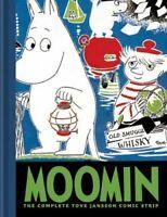 Moomin Book Three The Complete Tove Jansson Comic Strip 9781897299555