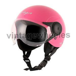 Vega Atom Pink Open Face Helmet