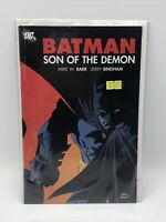 Batman Son of the Demon Ra's Al Ghul, Talia Al Ghul DC Comic 2006 C11