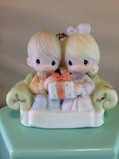 Precious Moments Our First Christmas Together YOU PERSONALIZE  h/ornament