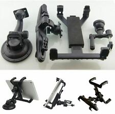 """3in1 Car Windshield & Air Vent & Headrest Mount Holder for Any 7""""-10"""" Tablet PC"""