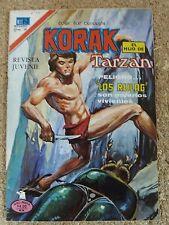 Korak el Hijo de Tarzan,Serie Aguila num.2-70,Novaro