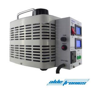 Variable Isolation Transformer Safety Single Phase like Variac Isolated 240V